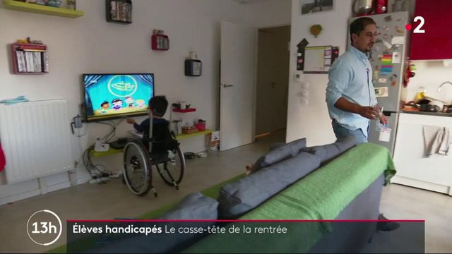 Éducation : la rentrée, un casse-tête pour les élèves handicapés (2)