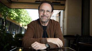 L'écrivain Marc Levy le 15 mai 2019 à Paris. (ARNAUD JOURNOIS / MAXPPP)