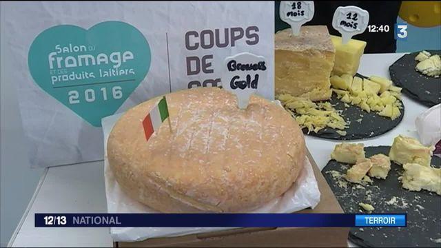 La France très concurrencée sur le marché du fromage
