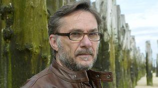 """L'écrivain Marc Dugain, prix Joseph Kessel 2018 pour """"Ils vont tuer Robert Kennedy"""" (Gallimard)  (Ulf Andersen / Aurimages / AFP)"""