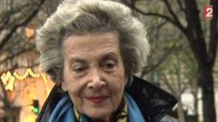 La romancière et poète Andrée Chedid est décédée  (Culturebox)