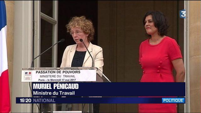 Muriel Pénicaud, ministre du Travail : une femme de dialogue et de consensus?