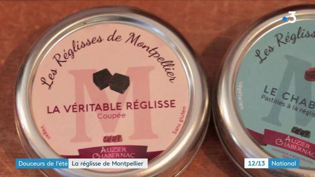 Confiseries françaises : à la rencontre de la réglisse de Montpellier