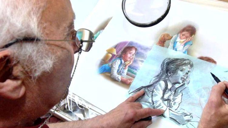 """""""Martine"""" est née sous les crayons de l'illustrateur belge Marcel Marlier (France 3 Hauts-de-France)"""