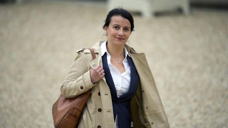 La ministre de l'Egalité des territoires et du Logement, à Paris, le 17 mai 2012. (LIONEL BONAVENTURE / AFP)