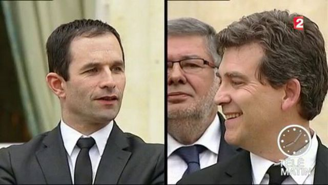 primaire : 8 candidats