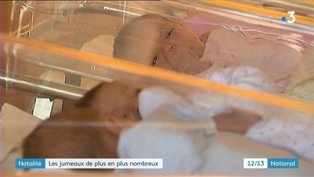 Natalité : un boom des naissances de jumeaux