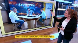 """L'émission """"Kotbi Tonight"""" au Maroc suspendue trois semaines après des propos controversées sur les relations homme/femme (FRANCEINFO)"""