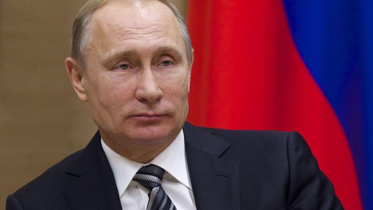 Vladimir Poutine (IVAN SEKRETAREV / POOL)