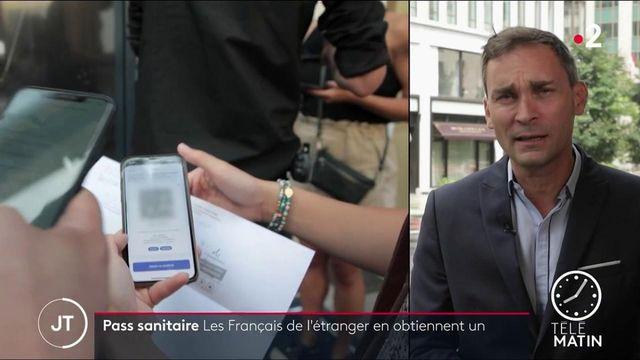 Covid-19 : les Français de l'étranger pourront désormais obtenir un pass sanitaire