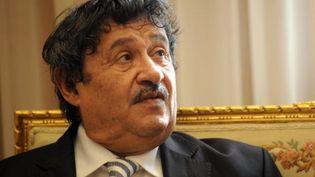 Abdelati Obeïdi, ministre des Affaires étrangères de Mouammar Kadhafi le 26 juin 2011 (AFP/FETHI BELAID)