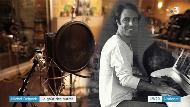 Musique : un album de Michel Delpech chantant des reprises sort cinq ans après sa disparition
