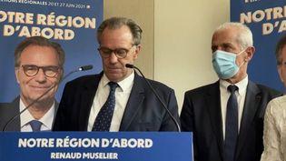 Régionales 2021 : le sort de Renaud Muselier débattu lors d'un comité stratégique des Républicains (FRANCE 2)