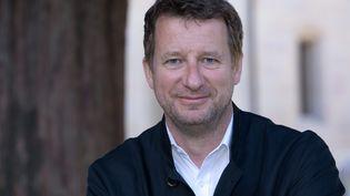 L'eurodéputé écologiste Yannick Jadot le 5 juin 2017 à Dijon (Cote-d'Or). (MAXPPP)