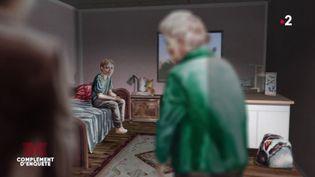 Quand il avait 7 ans, son père a tué sa mère... quelle place lui faire dans la vie de Paul, aujourd'hui adolescent ? (COMPLÉMENT D'ENQUÊTE/FRANCE 2)