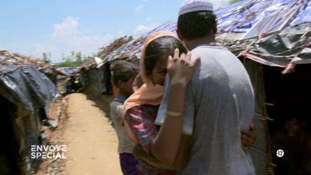 Envoyé spécial. Rohingyas : retrouvailles miracle au camp de réfugiés
