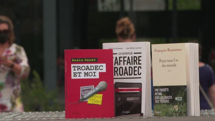 Trois livres sortent en librairie sur l'affaire Traodec à l'heure du procès de ce fait divers ors du commun (France 3 Pays de la Loire)