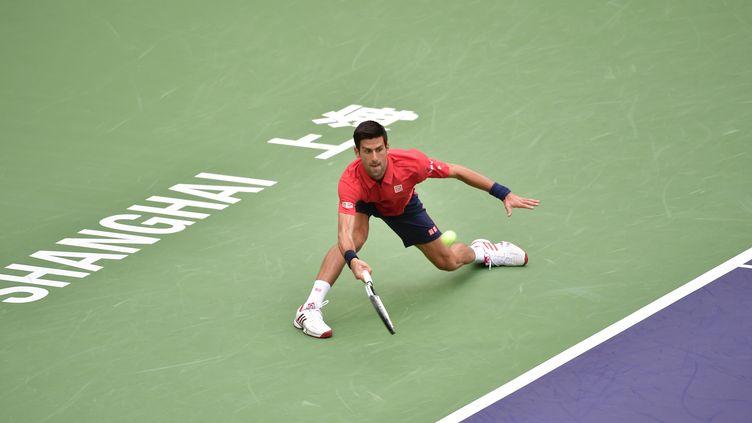 Novak Djokovic (YU JIANZHONG / IMAGINECHINA)