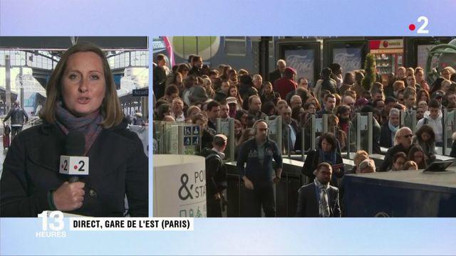 Grève SNCF : l'état du trafic ce vendredi 4 mai