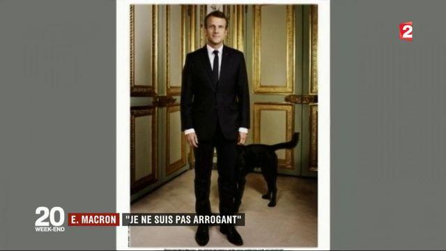 """Emmanuel Macron : ses déclarations au """"Der Spiegel"""" provoquent des réactions"""