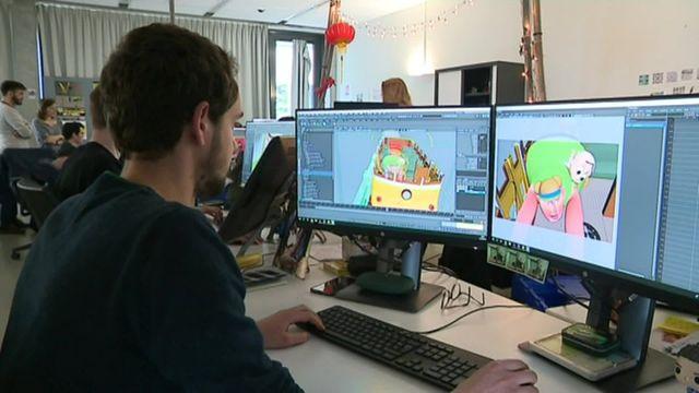 O28: Court-métrage de l'école Rubika primée à Hollywood
