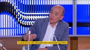Christophe Ramaux (FRANCEINFO)