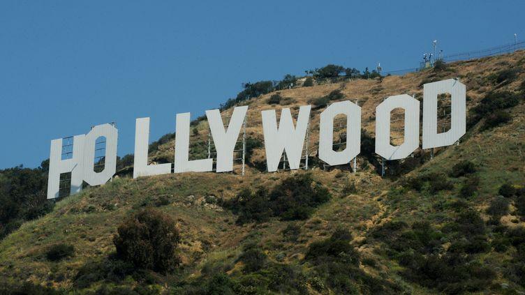 Image d'illustration Hollywood (MARK RALSTON / AFP)