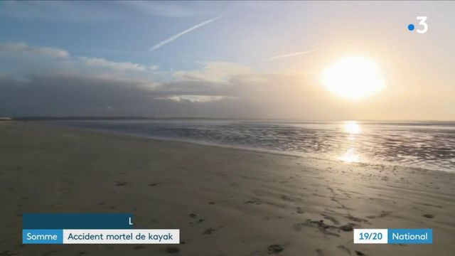 Somme : accident mortel de kayak