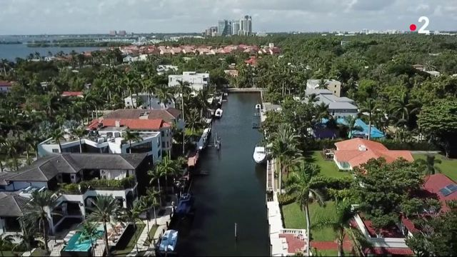 Immobilier : le réchauffement climatique fait flamber les prix en Floride