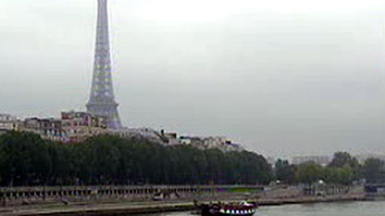 La Seine à Paris (© F2)
