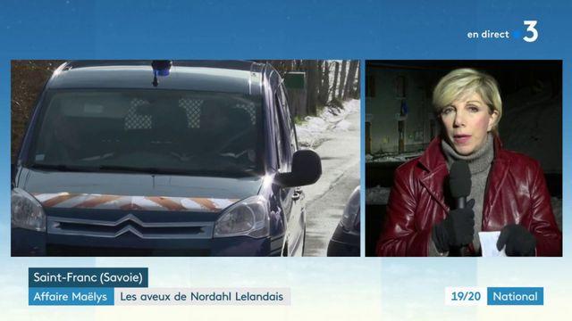 Affaire Maëlys : Nordahl Lelandais a avoué le meurtre