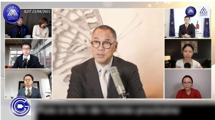 """VRAI OU FAKE. Guo Wengui, ce milliardaire chinois qui affirme que """"ledésastre des vaccins va arriver"""" (FRANCEINFO)"""