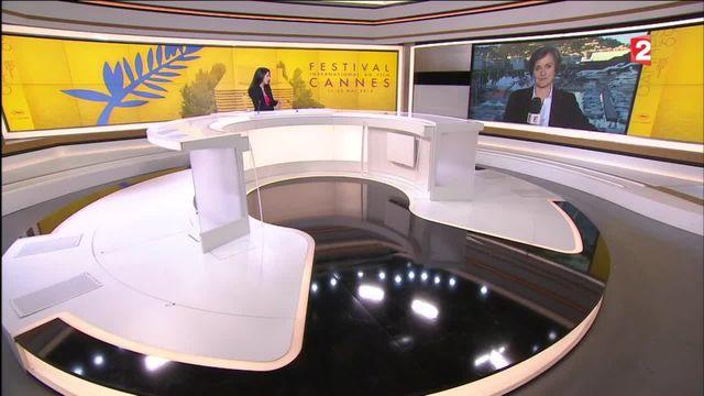 "Festival de Cannes : Bernard-Henri Lévy et son ""Peshmerga"""
