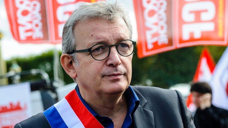 Pierre Laurent, secrétaire national du Parti communiste. (CHRISTOPHE PETIT TESSON / MAXPPP)