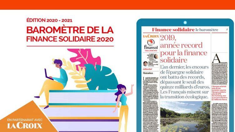 19eme baromètre de la finance solidiaire (Finansol / La Croix)