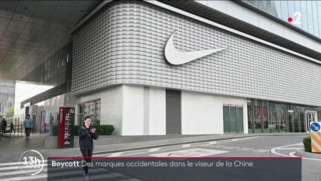 Mode : la Chine boycotte Nike et H&M suite à leurs engagements en faveur des Ouïghours