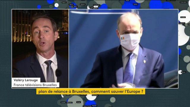 Sommet de l'UE : pas d'accord sur le plan de relance, mais les discussions continuent