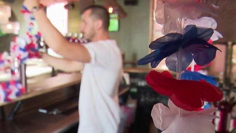 France-Allemagne : les bars et restaurants se préparent à accueillir les supporters (France 2)