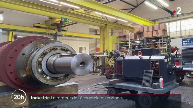 Industrie : les PME, le succès de l'économie allemande