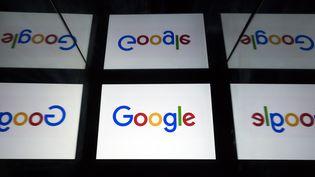 Google a accepté jeudi 12 septembre 2019 de verser près d'un milliard d'euros pour solder l'ensemble de ses contentieux avec le fisc français.  (LIONEL BONAVENTURE / AFP)