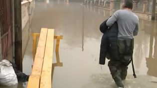 inondation (FRANCE 3)