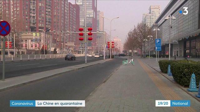Coronavirus : la psychose gagne la Chine