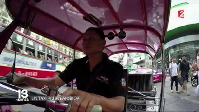 Feuilleton : taxis autour du monde (3/5)