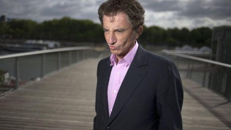 Jack Lang, député sortant du Pas-de-Calais, n'a pas été réinvesti, le 10 décembre 2011, par la convention nationale du PS. (FRED DUFOUR / AFP)