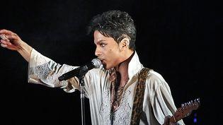 Prince en 2011.  ( IPA PRESS/SIPA)