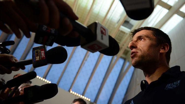 Tony Estanguet  (FRANCK FIFE / AFP)