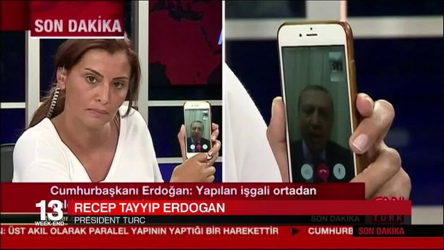 Turquie : retour le putsch avorté