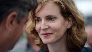 Nathalie Kosciusko-Morizet assiste à l'université d'été des Républicains le 4 septembre 2016. (JEAN-SEBASTIEN EVRARD / AFP)