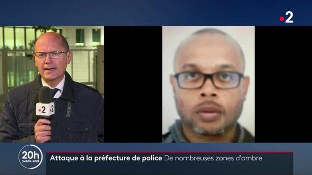 Attaque à la préfecture de police : le parquet antiterroriste saisi, le portable de l'assaillant analysé