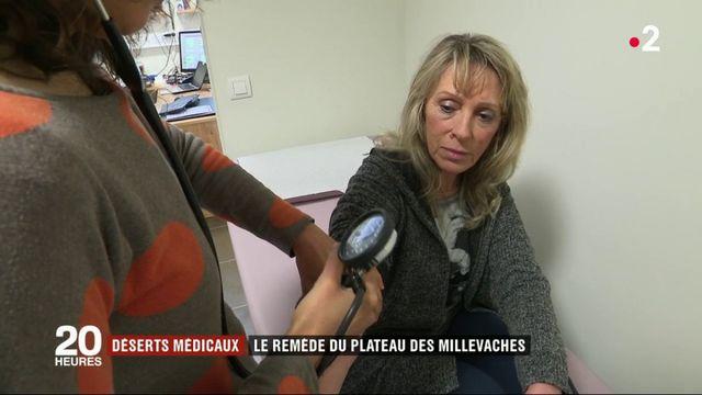 Déserts médicaux : le réseau du Limousin